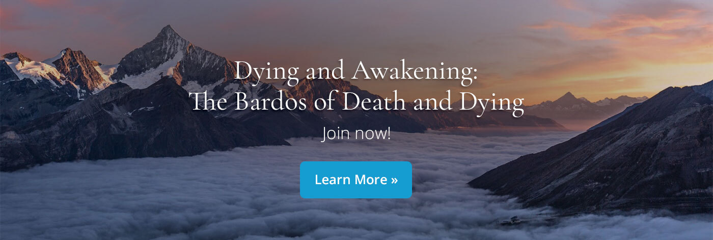 The Bardos of Death and Dying