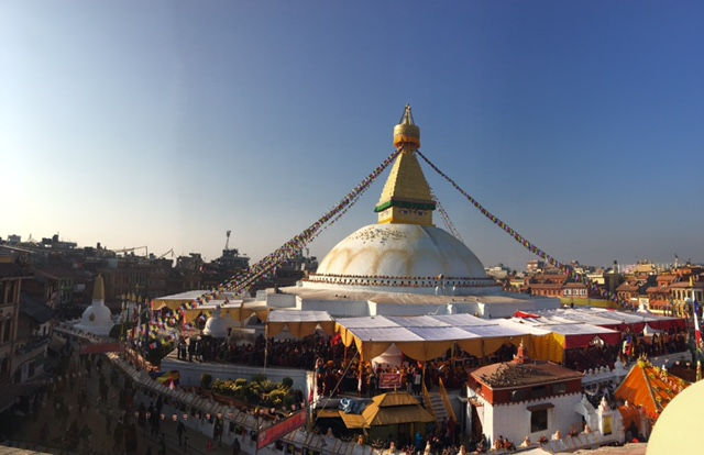 3-boudha-practice-group-stupa